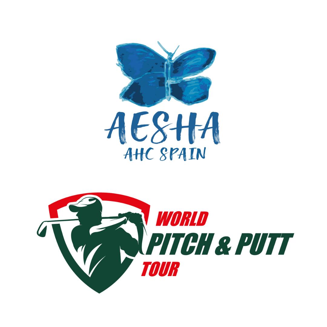 World Pitch & Putt Tour colabora con AESHA